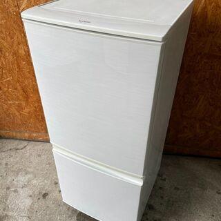 M0206 シャープ 冷蔵庫 137L 2013年