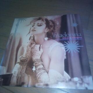 マドンナ  LP レコード
