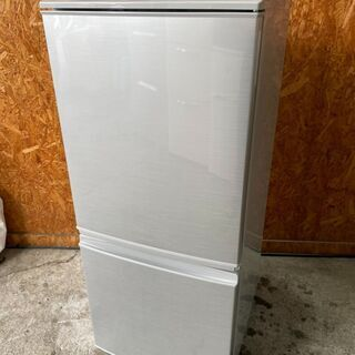 M0207 シャープ 冷蔵庫 137L 2015年