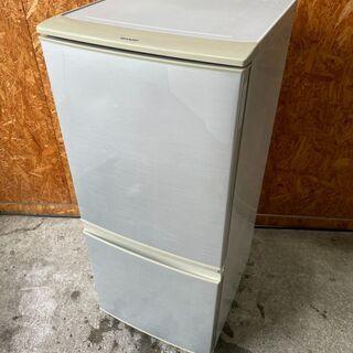 M0209 シャープ 冷蔵庫 137L 2015年