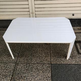 #5555 ニトリ 折りたたみテーブル (シャイン 755…