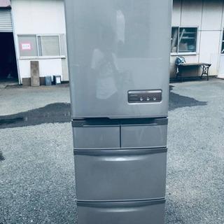 ‼️415L‼️383番 日立✨ノンフロン冷凍冷蔵庫✨R-S42...