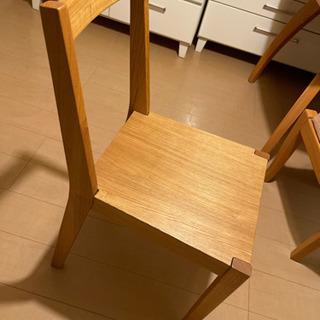 無印良品椅子