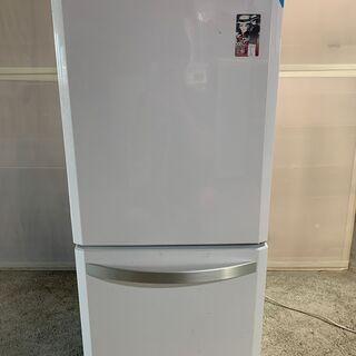 【良品】Haier 2ドア冷蔵庫 JR-NF140K 2015年...