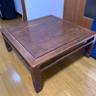 【急募】ローテーブル アンティーク