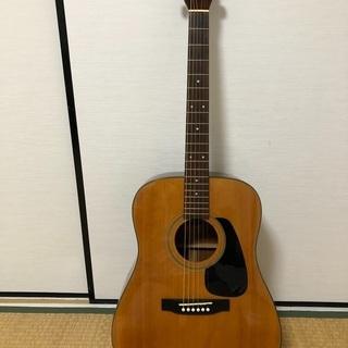 アコースティックギター売ります。