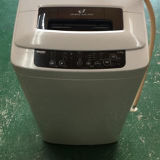 洗濯機4.2キロ ハイアール 2014年式