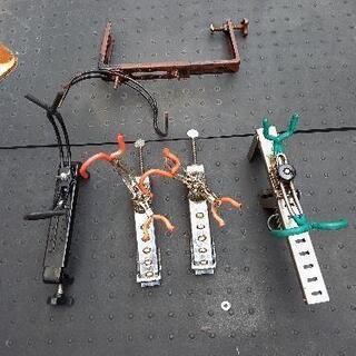 釣竿固定器具