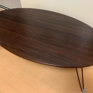 【ネット決済】折り畳みローテーブル