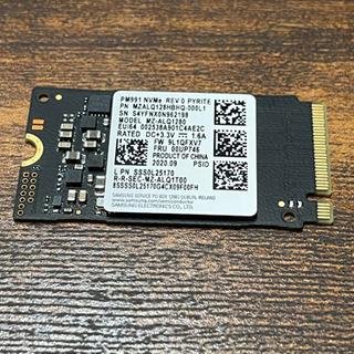 M.2 SSD Samsun PM991 NMMe 128GB ...