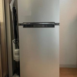 冷蔵庫 冷凍庫 118L  1人暮らし