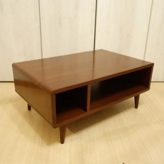 【取りに来られる方限定】ローテーブル テーブル 木製 テレビ台