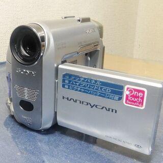 miniDVテープ ビデオカメラDCR-HC30送料無料2