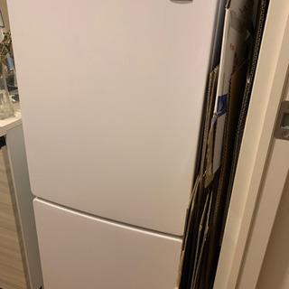 【取引中】冷蔵庫  ホワイト 148l