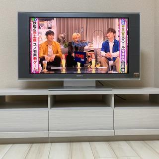 テレビ台(白)