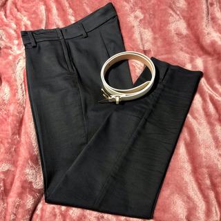 【決まりました】H&M レディース パンツ・ベルト セットで譲ります