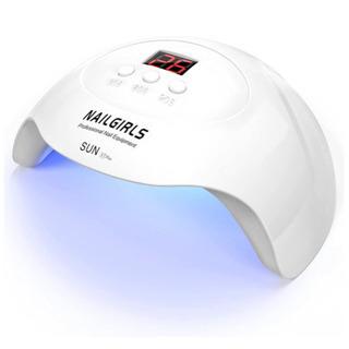 新品未使用 UVLEDライト ネイルライト 36W ジェルネイル...