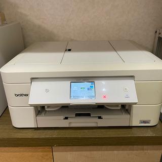 プリンター ブラザー DCP-J963N 訳あり 互換性インク付き