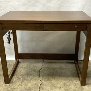 極美品!定価36000円 コイズミ 木製 デスク 机 ビーノ 幅...