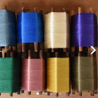 古い木製糸枠 糸巻き 16個セット インテリア ヴィンテー…