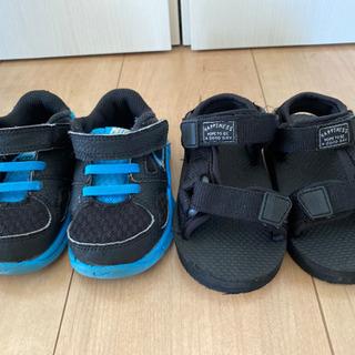 靴 サンダル (11センチ)