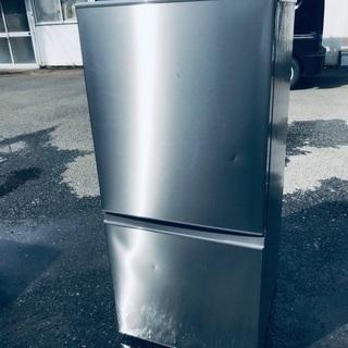 ♦️EJ380番AQUAノンフロン冷凍冷蔵庫 【2016年製】