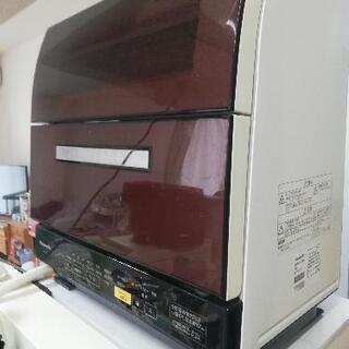 【ネット決済】[お譲り先決定しました]電気食器洗い乾燥機 Pan...