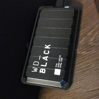 ウエスタンデジタル WD ポータブルSSD 500GB W…