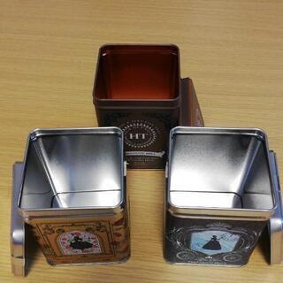 HARNEY&SONS 3缶 ハニーアンドサンズ ハーブティ 紅茶 缶 空き缶 - 知多市
