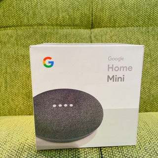 Google Home mini 未使用・未開封