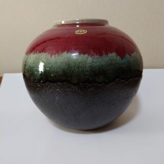 瀬戸焼花瓶