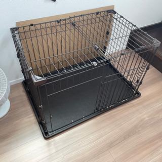 猫 犬 ケージ アイリスオーヤマ システムサークル