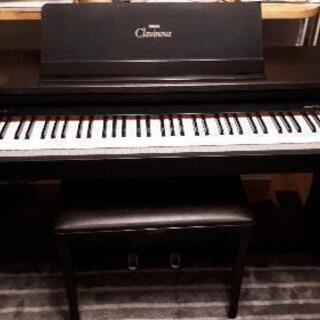 ヤマハ クラビノーバ CLP-122 電子ピアノ