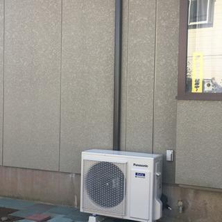 エアコン、家電製品設置 旭市〜東金市〜茂原市