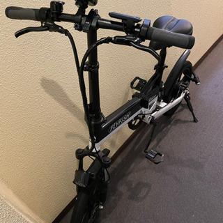 【ネット決済】フル電動自転車 早期取引5000円引き