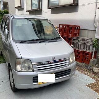 14年式     ワゴンR 東灘区から 格安車検(¥40000)