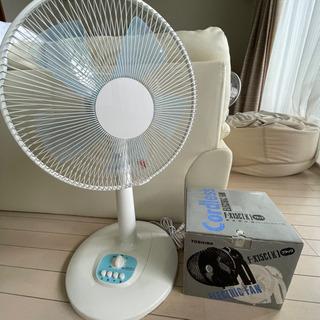 扇風機 メーカー不詳 2020年製 + TPSHIBA コ…