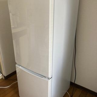 美品2020年製アイリスオーヤマ 冷凍冷蔵庫 2ドア 15…