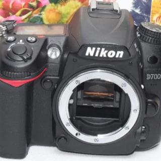 【ネット決済】ニコンD7000一眼レフカメラ