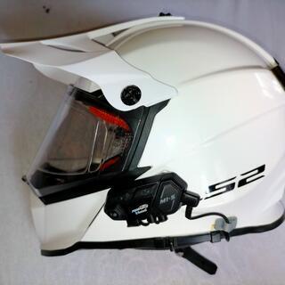 LS2 Pioneer MX436 オフロードヘルメット M1-...