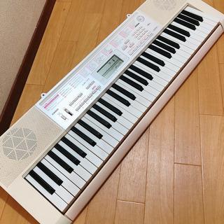 カシオ 光ナビゲーションキーボードLK-111