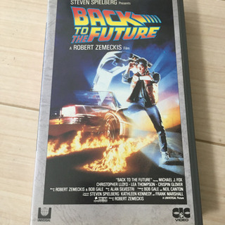BACK to the FUTURE ビデオ