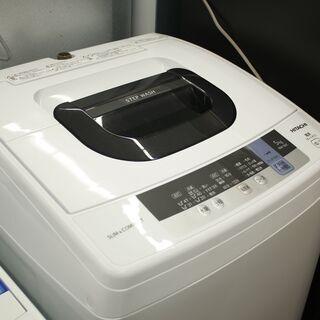 札幌 引き取り ☆ HITACHI/日立 5㎏ 洗濯機 NW-5...