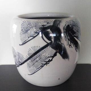 昭和レトロ 火鉢