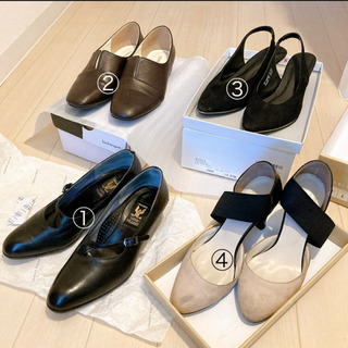 【1足200円】レディース靴(Mサイズ中心) 組み合わせ自由