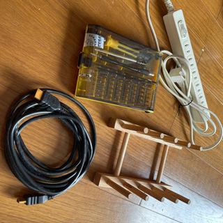 HDMI ツール コンセントなど