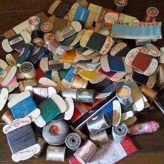 縫製 ミシン糸 バイアステープなど大量