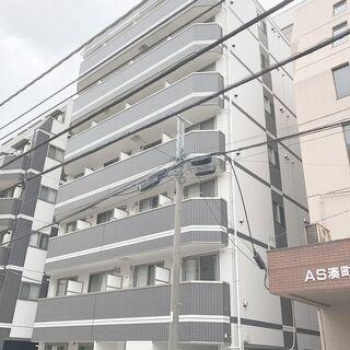船橋駅 湊町2 1DK 5階角部屋 モニター付オートロックマンシ...