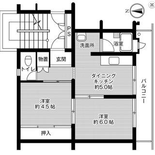 ☆西鉄井尻駅☆2DK☆初期費用なしシリーズ☆保証人保証会社不要☆