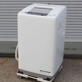 T556) HITACHI 日立 NW-R703 全自動洗濯機 ...